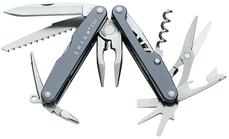 Leatherman Juice CS4 Multi Tool Gray