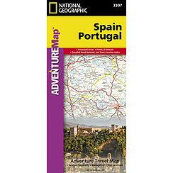 Adventure Map: Spain Portugal