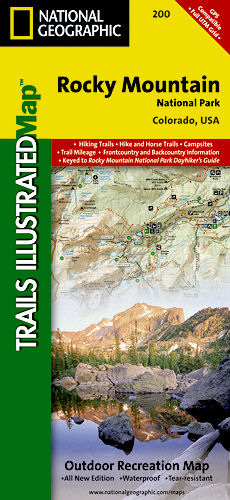 Trails Illustrated National Park